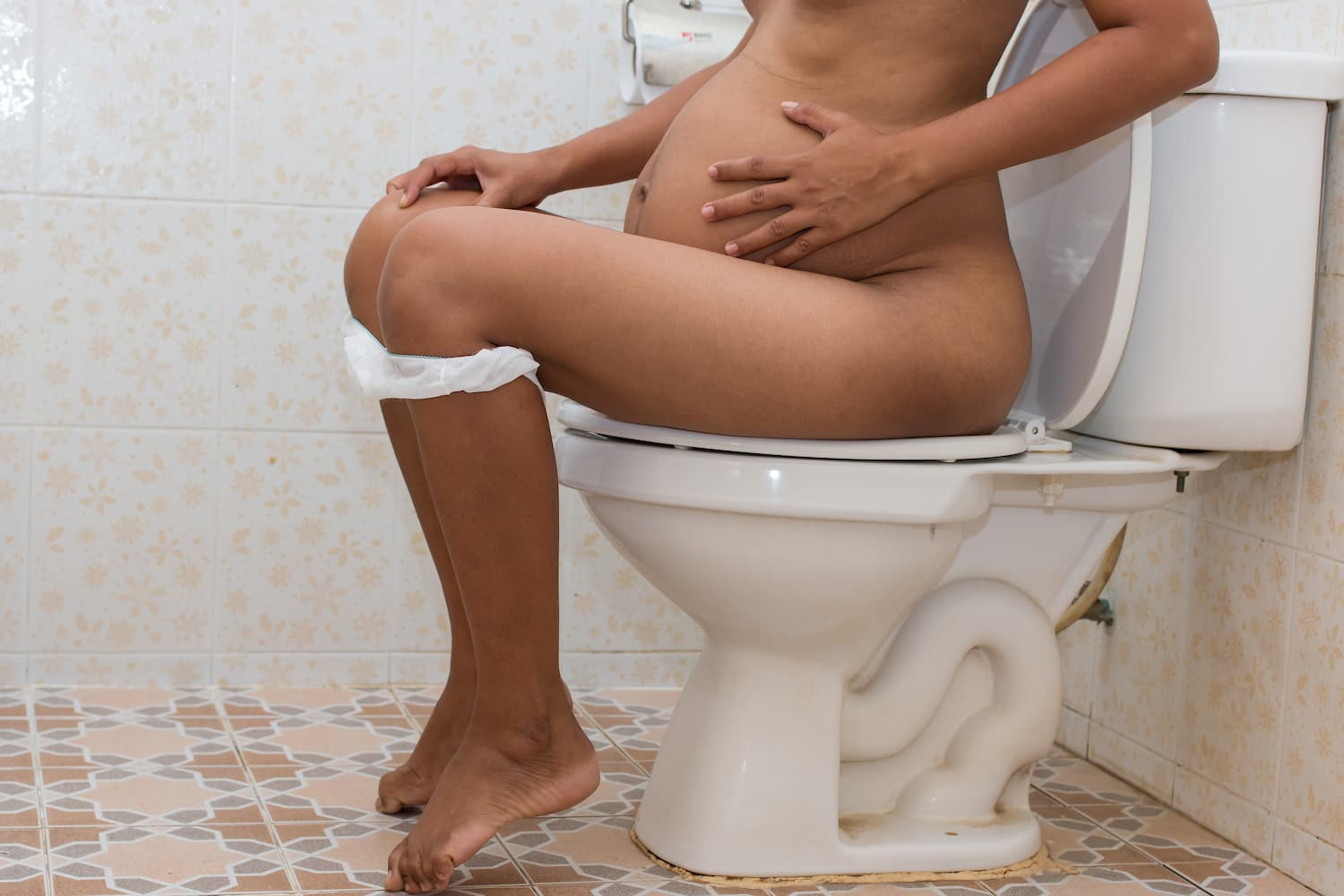 incontinence urinaire post partum
